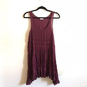🎉TAKE 50% OFF!🎉 Free People Trapeze Dress